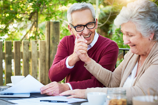 Financial planning for seniors Springwater Wealth Management