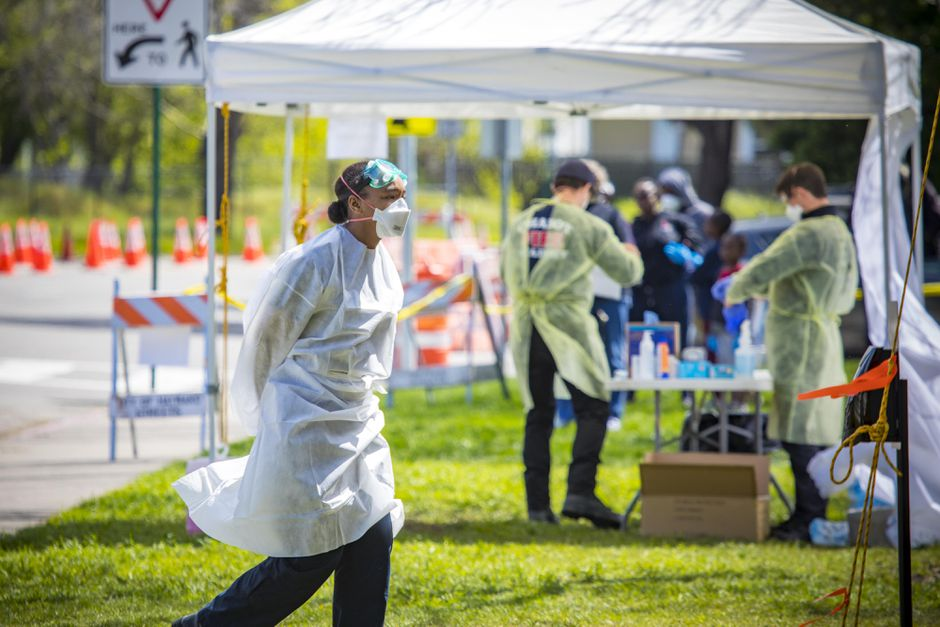Coronavirus Testing in the Bay Area