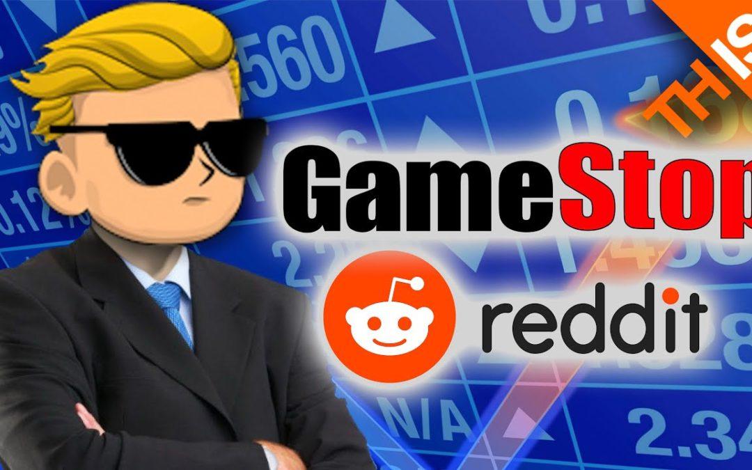 GME Reddit