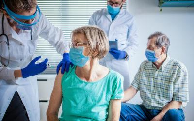 Vaccine Distribution Accelerates, and Congress Prepares More Relief