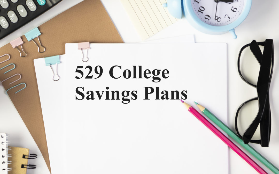 Are 529 plans a good way to pay for college?