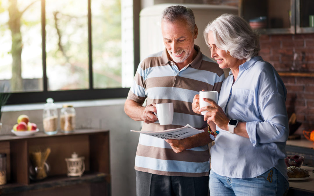 Four Keys to a Secure Retirement